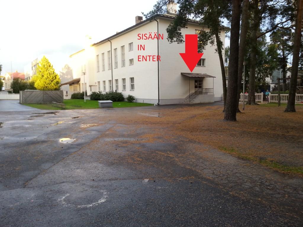Palosaaren Koulu